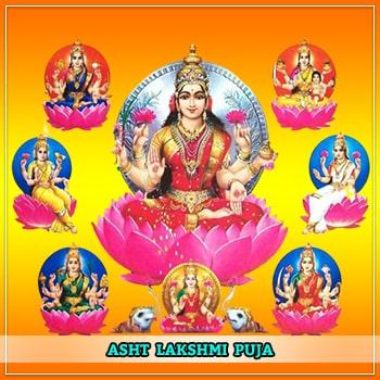 Asht Lakshmi Puja