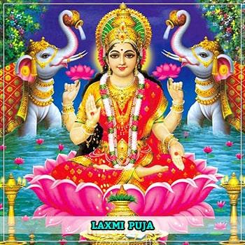 Diwali Mahalaxmi Puja