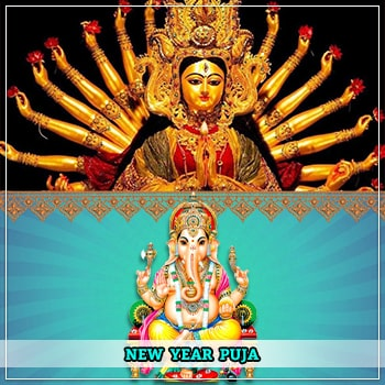 New Year Puja