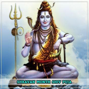 One Month Shravan Shiv Puja