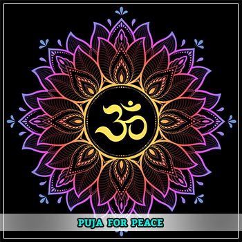 Puja For Peace