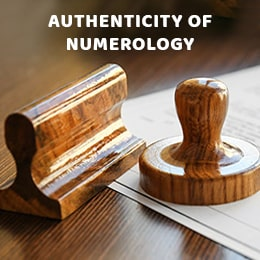 Authenticity of Numerology