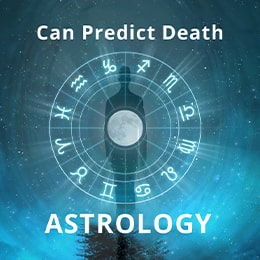 Role of a Planet Types of Death in Astrology
