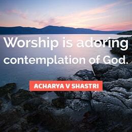 Contemplation of God