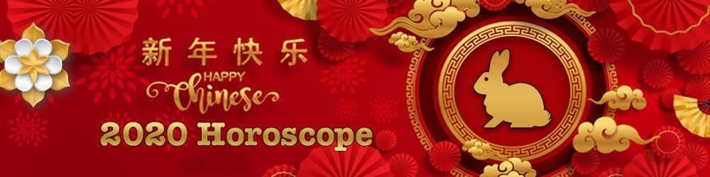 Rabbit Chinese Horoscope 2020 - 兔子中国星座2020