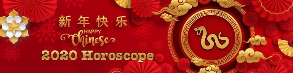 Snake Chinese Horoscope 2020 - 蛇中国星座2020
