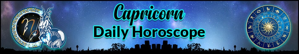 Capricorn Daily Horoscope
