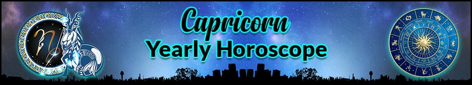 Capricorn Yearly Horoscope