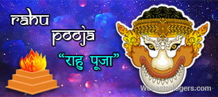 Rahu Shanti Pooja