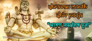 Shravan Month Shiv Pooja