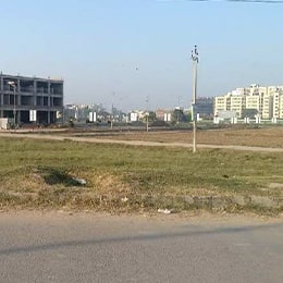 To Find Out the Auspicious Place for Commercial Complex in the Hilly Region