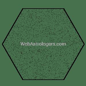 Hexagonal Plot (6 sided)