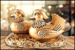 Mandarin Ducks