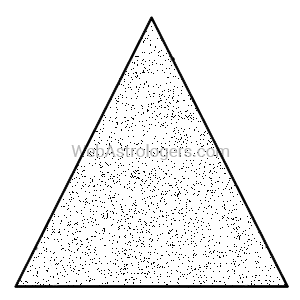 Triangular Plot